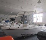 Ce bon marché de bateau de vitesse de fibre de verre de bateau de pêche de Liya 5meter reconnu
