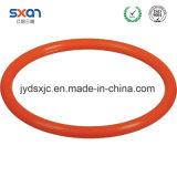 Anéis-O da borracha do silicone EPDM HNBR do relógio da elevada precisão