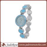 Legierungs-Uhr-neue Art-Mädchen-Uhr der Form-Dame-Armbanduhr