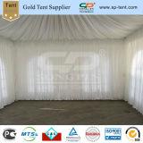 5X5m Weiß-Berggipfel-Festzelt-Pagode-Zelt für Verkauf