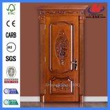 Da sala de visitas contínua do frame de madeira do artesão porta luxuosa (JHK-004P-CS)