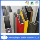 L'industrie de l'architecture Revêtement de poudre de polyester résistant aux intempéries