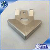 Crochet de support de coin de support d'étagère d'acier inoxydable de haute précision