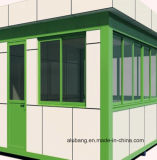 3*0,21 Matériau mmdecoration &des matériaux de construction panneau composite en aluminium