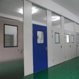 Las puertas de sala limpia de acero inoxidable para alimentos o las industrias farmacéuticas