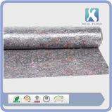 Tecido cinza de têxteis de algodão de Queda do pintor pano de feltro
