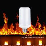 E26/E27 efeito chama LED Lâmpadas de Incêndio para decoração iluminação no Dia das Bruxas parte de férias de Natal