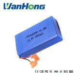 batterij 605090-4s 3000mAh Lipolymer voor Digitale Producten
