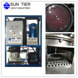 5 ton./24 Hr. Maquina de hielo de la máquina de fábrica de hielo de tubo