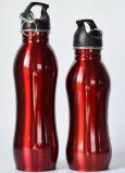 Aço inoxidável OEM Sports garrafa de água