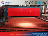 Precio de cristal endurecido plano horizontal del horno de Southtech (TPG)