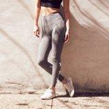 L'yoga solida di modo ansima le donne Legging