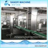 Cadena de producción mineral de la planta de embotellamiento del agua potable