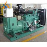Op zwaar werk berekende Stille Diesel Generator