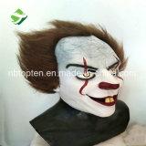 Costume diretto Cosplay Pennywise di Cosplay del pagliaccio di Halloween della fabbrica la mascherina del pagliaccio/mascherina del partito