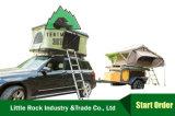 Nuova tenda dura di campeggio esterna terrestre dell'automobile della parte superiore del tetto della vetroresina delle coperture di Little Rock 2017