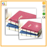 Professional PU Leather Notebook Printing
