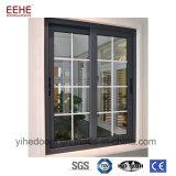 Portelli di alluminio e disegno della griglia di finestra di scivolamento di Windows