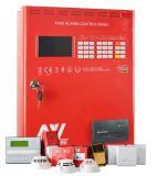 Détecteur fixe accessible de courant ascendant de détecteur de la chaleur de signal d'incendie de système de la température