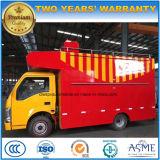 4X2 het Jbc Aangepaste Voertuig van de Wagen van de Hond 5 van de Mobiele Ton Vrachtwagen van het Voedsel