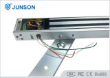 600lbs de commerciële Magnetische Sloten van de Deur, Enige Deur Magnetisch met de Sensor js-280sld van de Deur