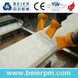 Ligne en plastique d'extrusion de profil de PVC