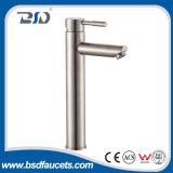 Robinet de mélangeur de bassin de cuisine de bassin de toilettes de salle de bains de l'acier inoxydable 304