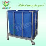 病院の医学の看護のトロリーステンレス鋼の土のトロリーカートSlv-C4025