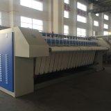 (蒸気か電気)蒸気のFlatwork Ironer/ロールアイロンをかける機械1.8m、2.5m、2.8m、3m