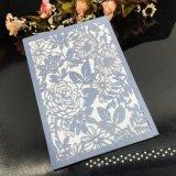 Самым лучшим подгонянное качеством печатание карточки приглашения венчания поздравительной открытки