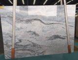 채석장, Wall& 바닥 깔개, 중국 회색 대리석을%s 버몬트 새로운 독점적인 회색 대리석 Slabs& 도와를 소유하기 위하여