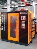 Máquina del moldeo por insuflación de aire comprimido de la protuberancia de la botella del detergente de lavadero del HDPE