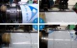 Cordão Horizontal Máquina para pressionar a nervura do tambor de óleo