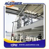 Fornitore industriale delle scalette di piegatura 4steps per la piattaforma ferroviaria