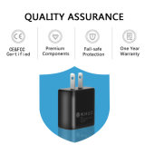 Adaptador de Carga rápida de Real 5V/2un cargador USB para Samsung S6 Borde Phone S7