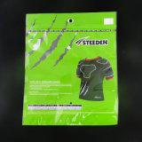 Подгонянный спорт Resealable тренировки вспомогательный пластичный оборудует мешок застежки -молнии упаковывая