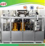自動放出のプラスチックびんのブロー形成機械かJerrycanの吹く形成の機械装置