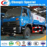 오른손 드라이브 10ton Dongfeng 6 바퀴 물 유조 트럭 수도 펌프 트럭 물 트럭