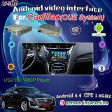 Интерфейс для Android 13-17 Cadillac Xts Cts CT6 Srx поддержку внешним камеры заднего вида
