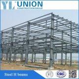 Estrutura de aço Prefab China fornecedor fabricante de Fabricação