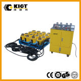 Производство на заводе стандартный гидравлический цилиндр двойного действия с маркировкой CE утверждения