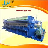 Filtre-presse de membrane d'acier inoxydable