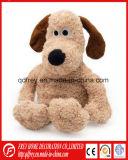 Cute Bull Terrier chien d'un jouet en peluche pour cadeau promotionnel