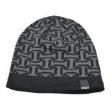 メンズレディース男女兼用のつばめのGirdの印刷によって編まれる冬の暖かい帽子の厚い帽子(HW418)