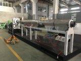 Contrôlés par le PLC en plastique expansé EPS EPE de la machine de recyclage de ligne de bouletage