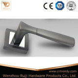Маленькие дешевые алюминиевые ручки двери для работы с равна стопор цилиндра