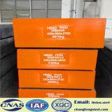 Calidad superior de la placa de acero de herramienta de trabajo en caliente / 1.2344 (AISI H13).
