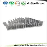 Extrusión de aluminio inoxidable aluminio/disipador de calor LED