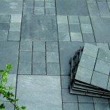 Garten-Zubehör für neues Modell-nicht Belegblockierenfirebrick-Schiefer-Pflasterung-Stein-Bodenbelag-Fliese-Matten-Entwurf