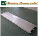 L'Amérique Type planche d'échafaudage en aluminium